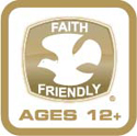 "Dove ""Faith-Friendly"" 12 and up"